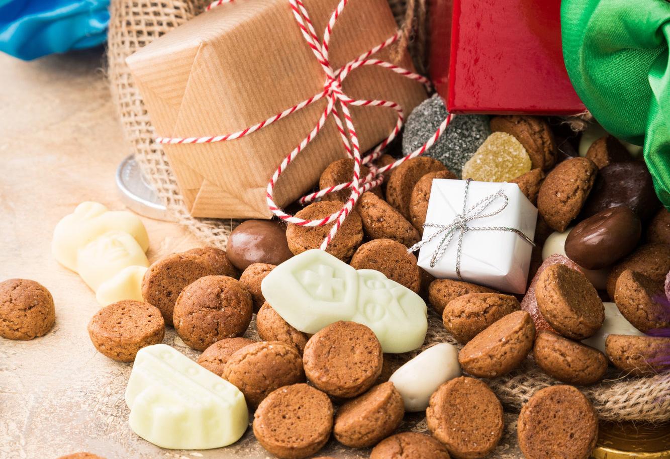 Professionele Sinterklaas huren huisbezoek