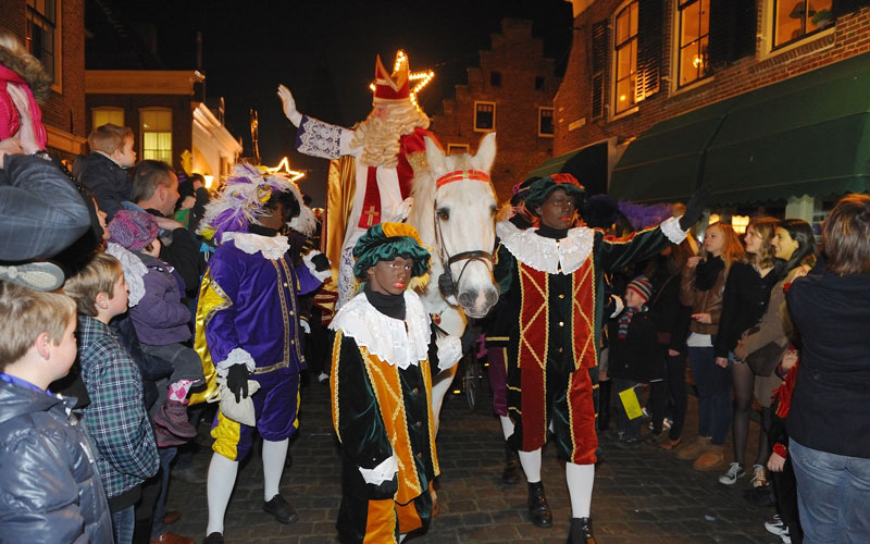 Sinterklaasintocht Sinterklaasfeest