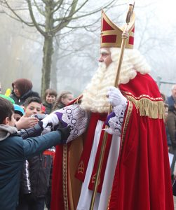 Sinterklaas Waalwijk